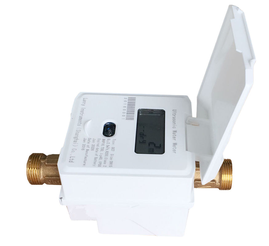 Remote Reading Wireless IP68 RS485 DN300 Doppler Flow Meter