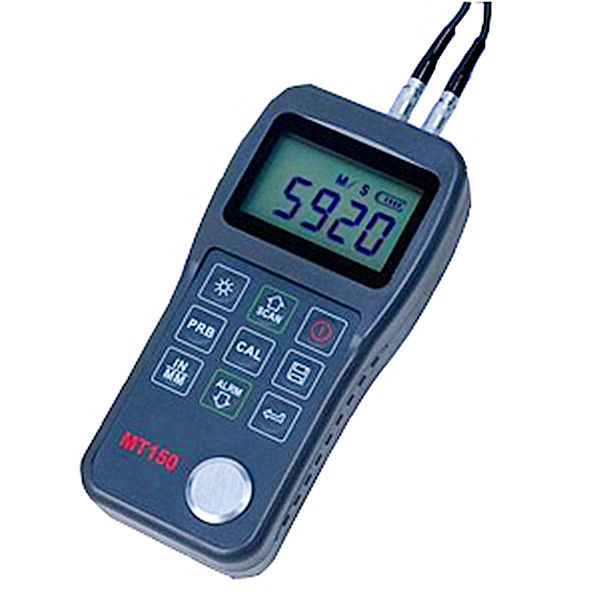 Robust 9999m/S 0.1mm Display Ultrasonic Thickness Tester